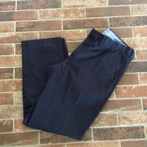 J Crew men's Navy blue chinos 36x32 relaxed fit